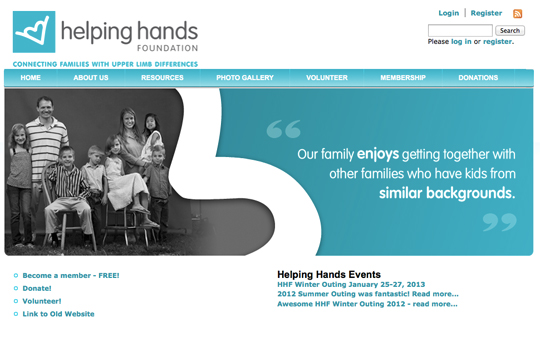 Helping Hand Quotes For Kids | www.imgkid.com - The Image ...