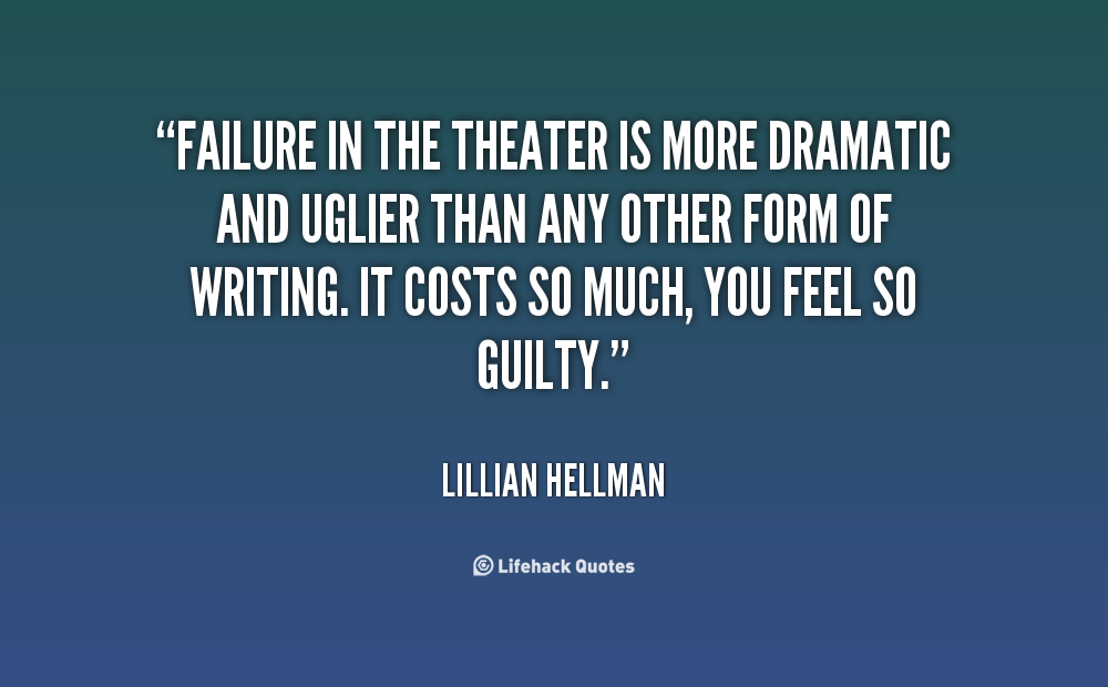 lillian hellman essay Free essays & term papers - lillian hellman, miscellaneous we are dedicated to helping students with their everyday college needs if you have.