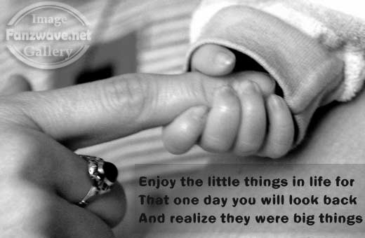 Baby Hand Quotes. QuotesGram