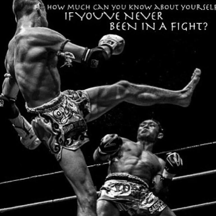 Muay Thai Motivation Quotes Quotesgram