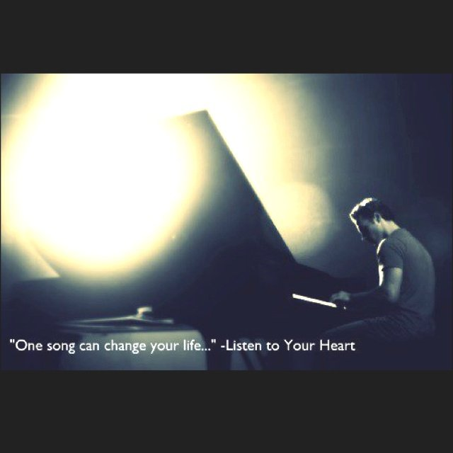 Listen To Your Heart Quotes: Movie Quotes Listen To Your Heart. QuotesGram