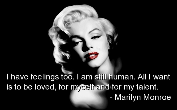40+ Truly Unique Marilyn Monroe Quotes on Love, Life ... |Marilyn Monroe Quotes And Sayings About Love