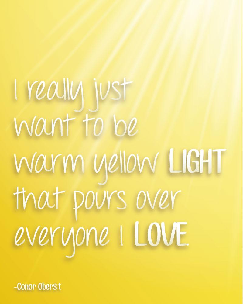 Yellow Quotes Quotesgram