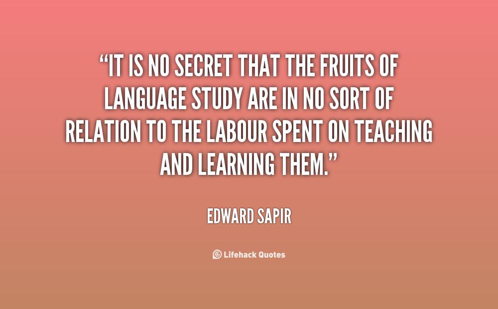 edward sapir Edward sapir (26 januar 1884 – 4 februar 1939) var en amerikansk lingvist og antropolog af den amerikanske deskriptive skole han beskrev amerikanske indianersprog og -kulturer, og hans.