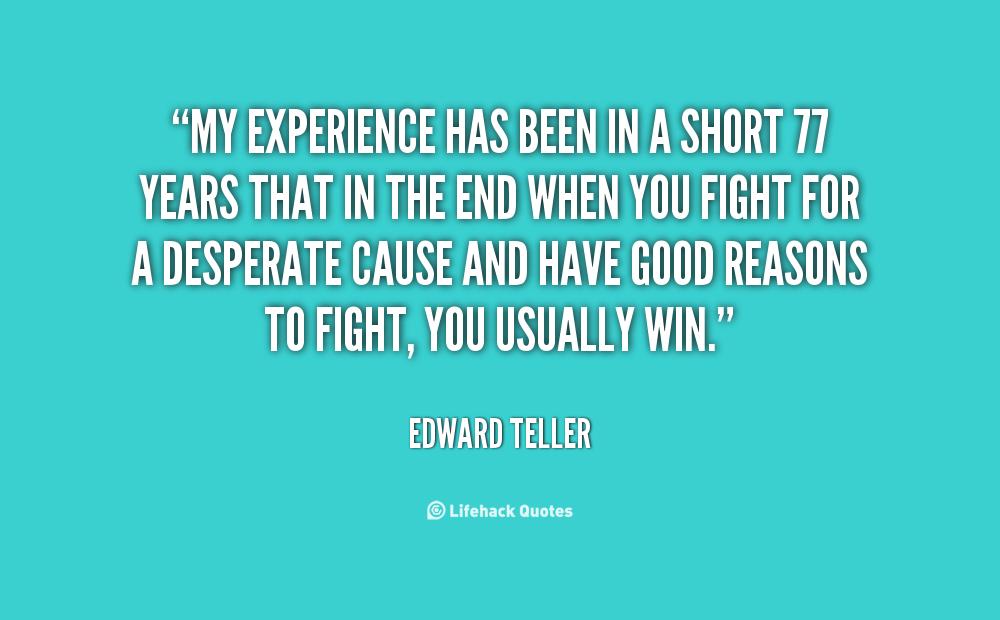 Edward Teller Quotes. QuotesGram
