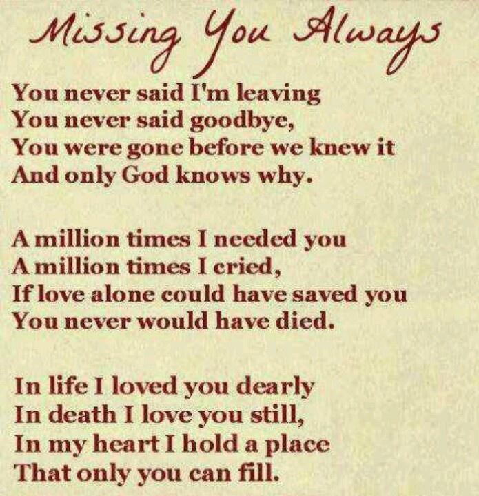 Rip Memory Quotes. QuotesGram