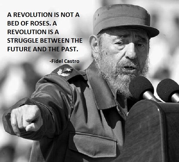 Fidel Castro Quotes On Communism Quotesgram