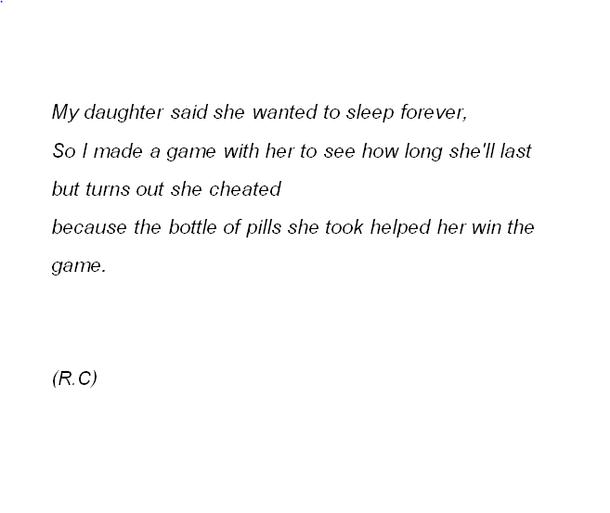 Emo Quotes About Suicide: Quotes About Parents Death. QuotesGram
