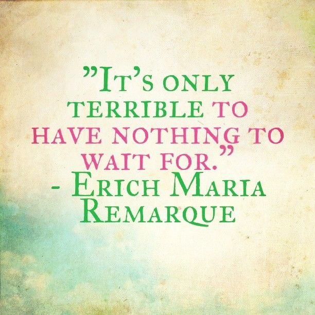 All Quiet On The Western Front Quotes: Erich Maria Remarque Quotes. QuotesGram