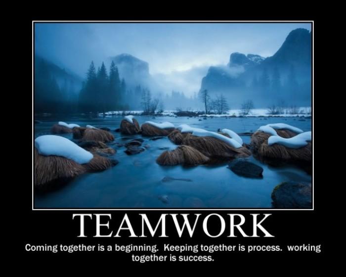 Teamwork Quotes. QuotesGram