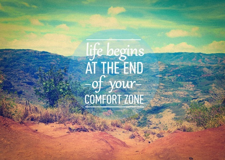 Quotes About Comfort Zone. QuotesGram