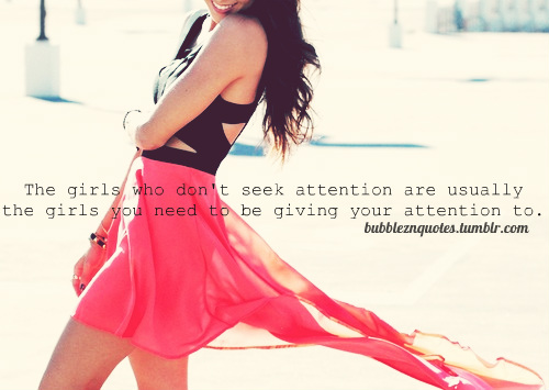 Desperate for attention women 11 THINGS