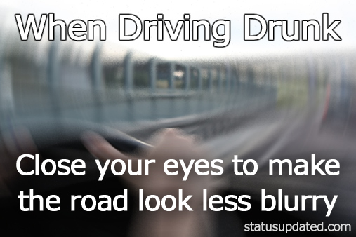 Quotes About Drinking And Driving. QuotesGram