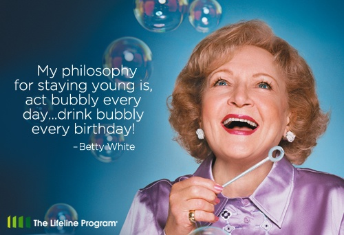 Motivational Quotes By Betty White. QuotesGram