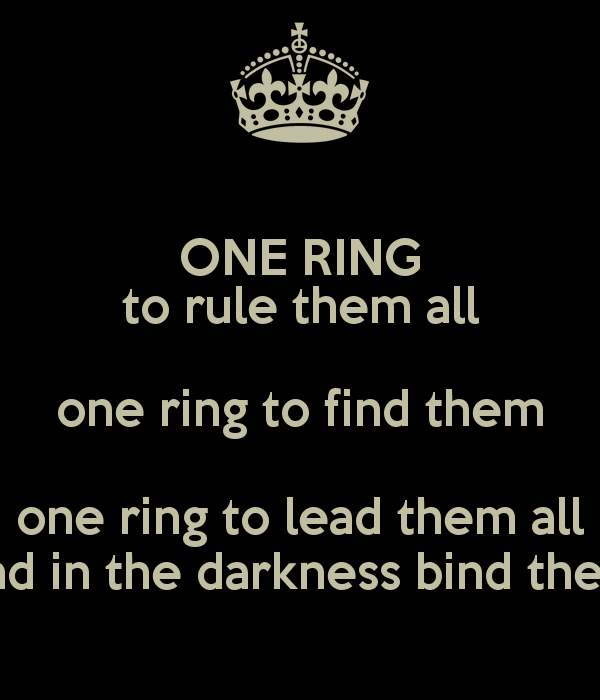 Rings With Quotes On Them. QuotesGram