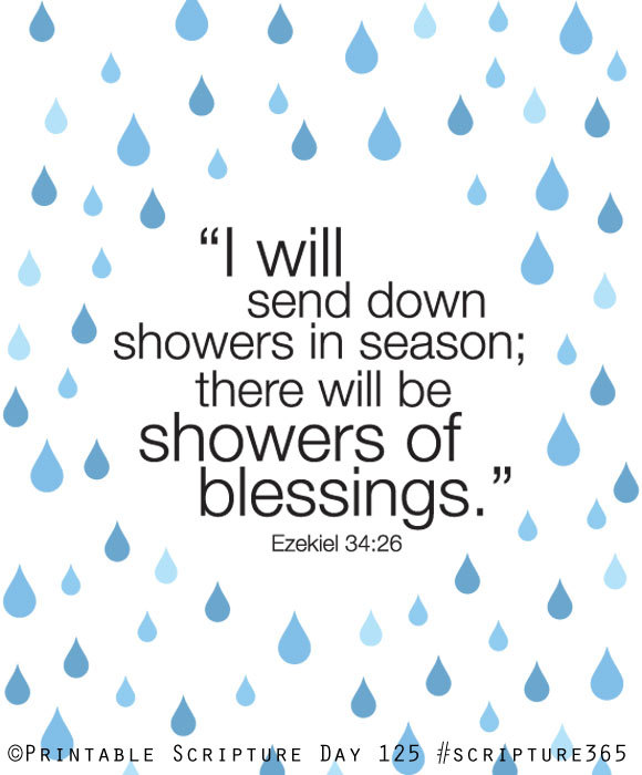 Blessing Quotes Bible: Rain Blessing Quotes. QuotesGram