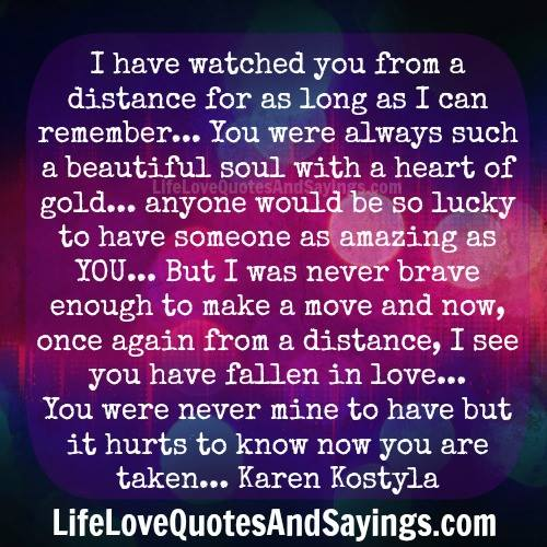 Love Finds You Quote: Long Beautiful Quotes. QuotesGram