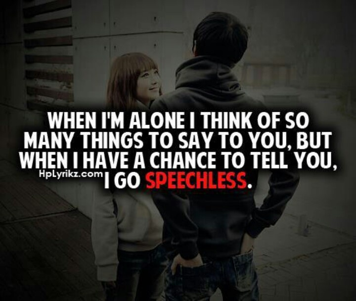 Speechless Quotes About Life: Quotes On Being Speechless. QuotesGram