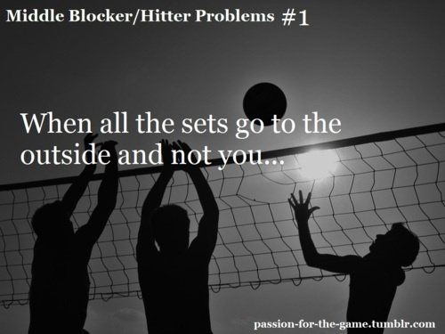 Middle Hitter Volleyball Quotes Quotesgram