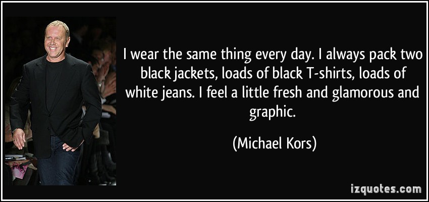 Denim Day Quotes: Quotes About Wearing All Black. QuotesGram