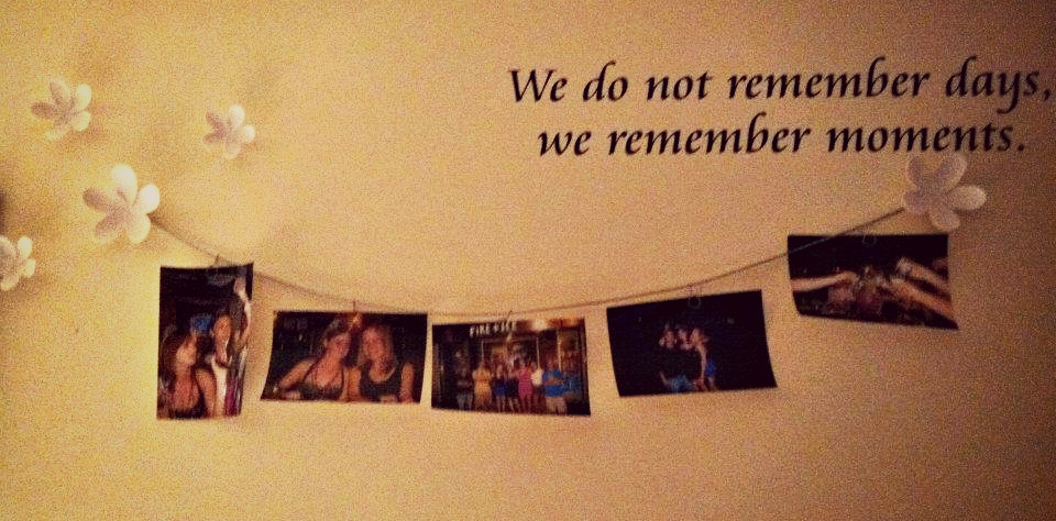 Teen Rooms With Wall Quotes Quotesgram