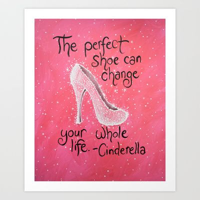quotes about cinderella shoes quotesgram