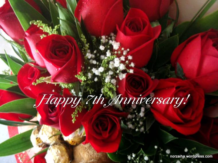 7 Year Wedding Anniversary Quotes: 7th Anniversary Quotes. QuotesGram
