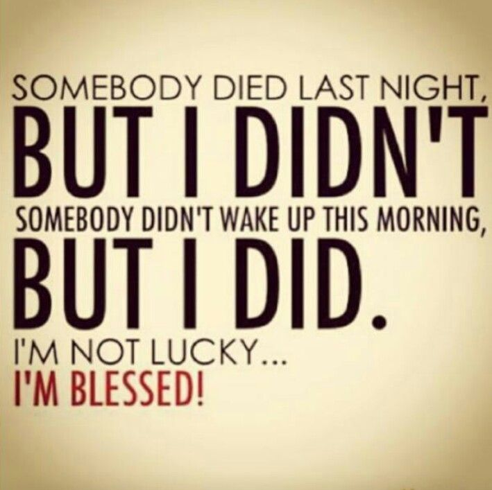 I Am Blessed By God God Bless Quotes Not T...