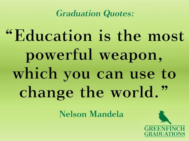 Education Quotes Inspirational: Inspirational Quotes About College Education. QuotesGram