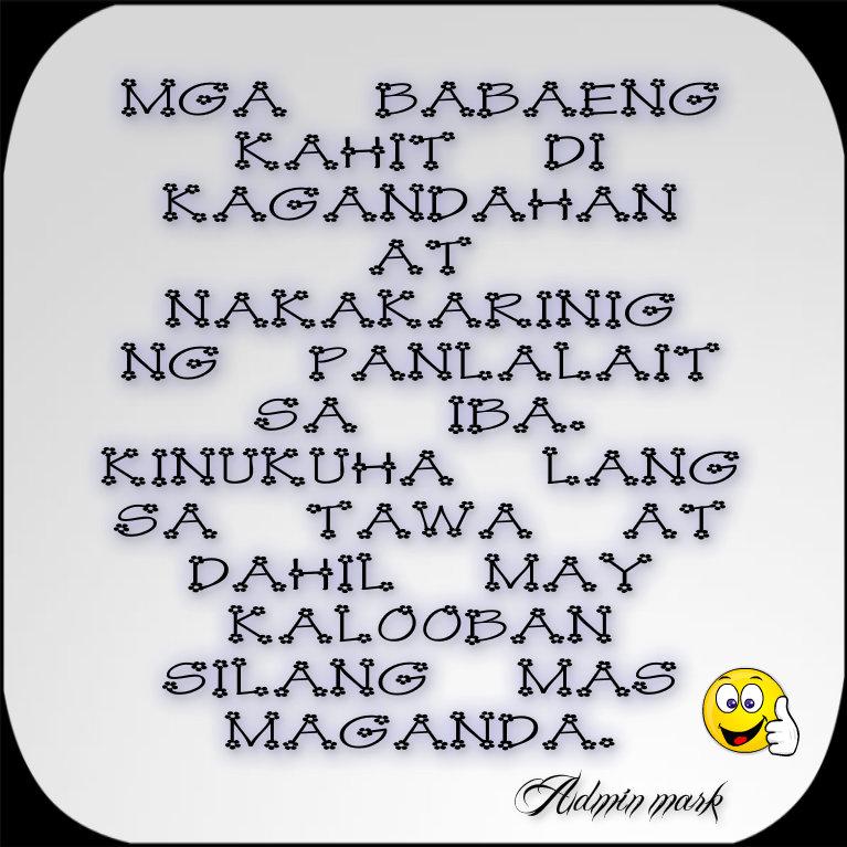 tagalog quotes sa pag ibig  quotesgram