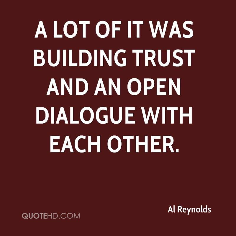 Quotes About Building Trust. QuotesGram