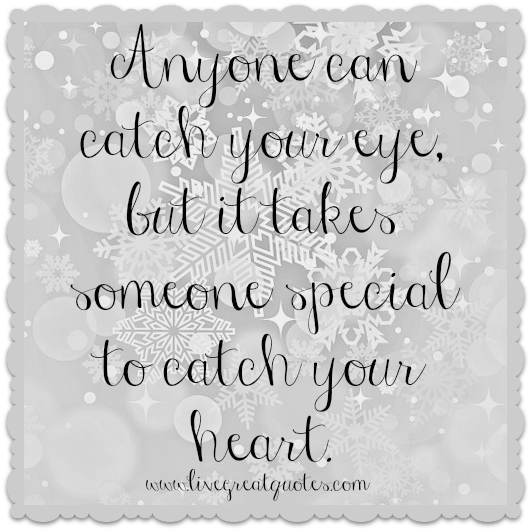 quote to someone special