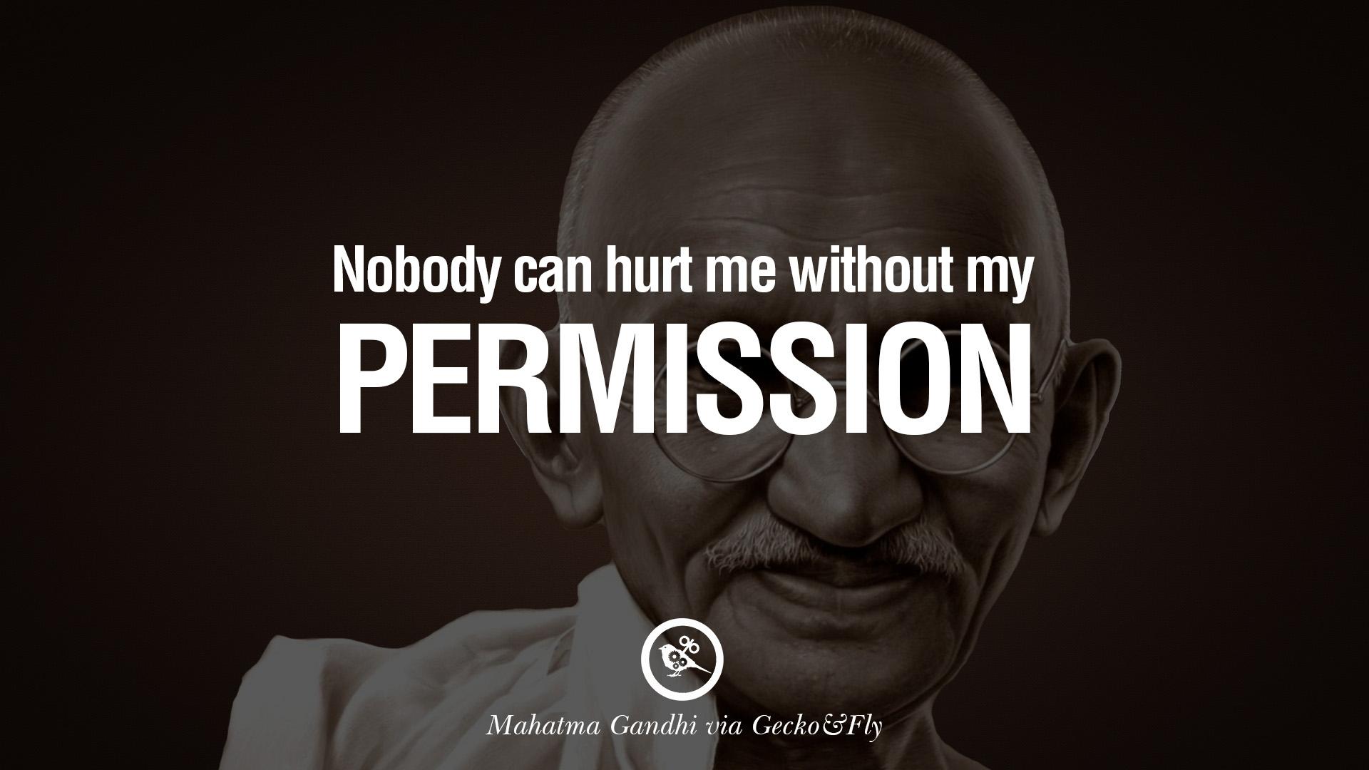 mahatma gandhi quotes on peace quotesgram
