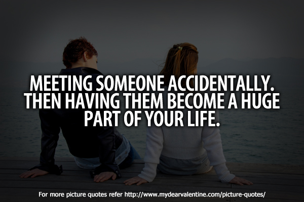 That Special Someone Quotes: Just Meeting Someone Special Quotes. QuotesGram