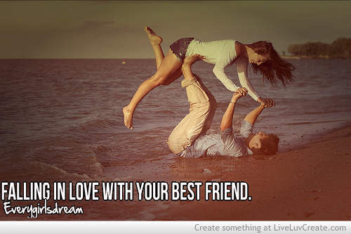 Quotes On Falling In Love With Your Friend. QuotesGram
