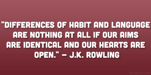 J K Rowling Quotes About Love : Jk Rowling Quotes About Life. QuotesGram
