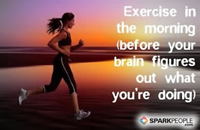Permalink to Morning Exercise Motivation