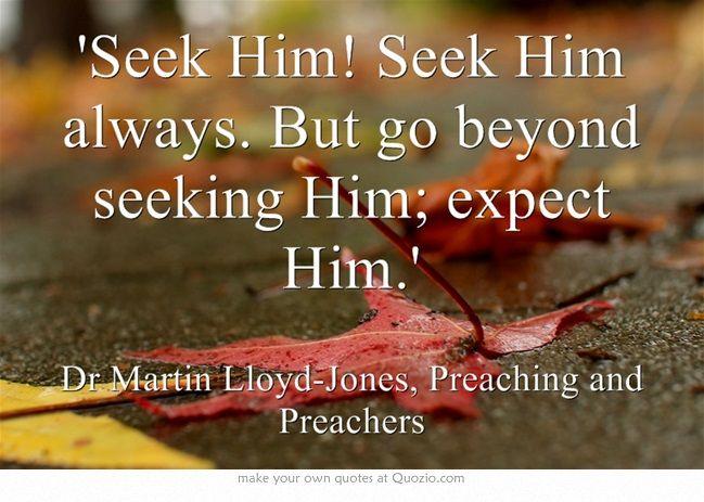 Martyn Lloyd Jones Reformed Quotes. QuotesGram