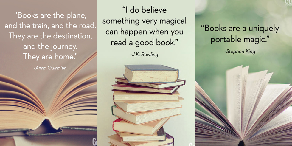 Famous Book Quotes: Famous Author Quotes About Reading. QuotesGram