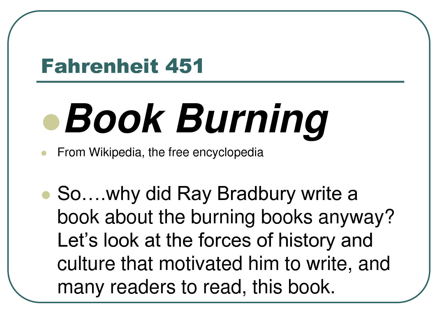Fahrenheit 451 Captain Beatty Quotes. QuotesGram