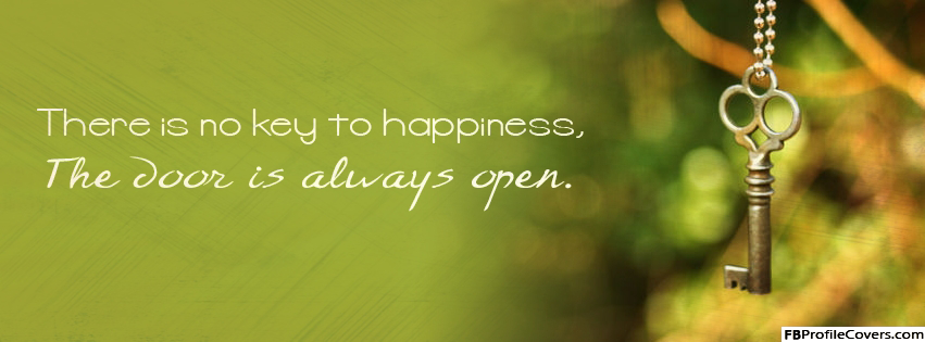 facebook cover quotes happy - photo #18