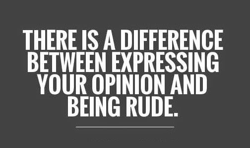 Rude Quotes And Saying...