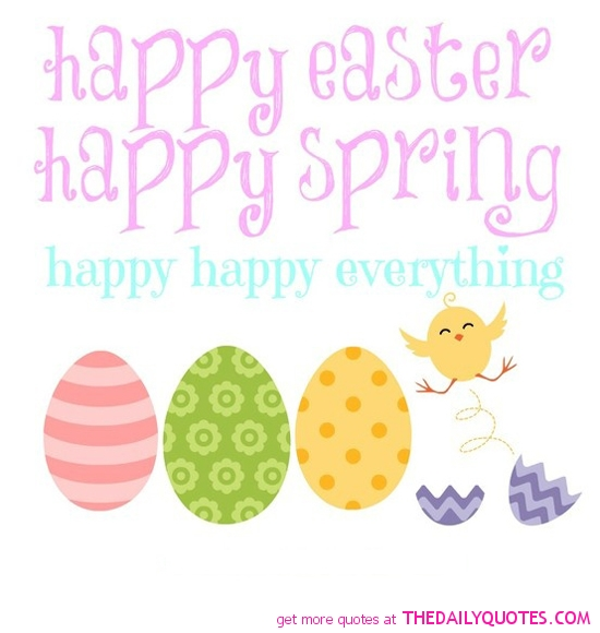Happy Easter Pictures With Quotes: Easter Motivational Fitness Quotes. QuotesGram