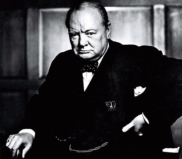 Winston Churchill Quotes Ugly