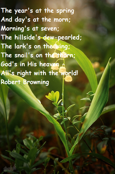 spring poetry quotes  quotesgram