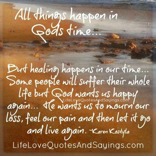 Gods Timing Quotes Quotesgram