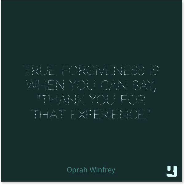 Oprah Winfrey New Year Quotes: Forgiveness Oprah Winfrey Quotes. QuotesGram
