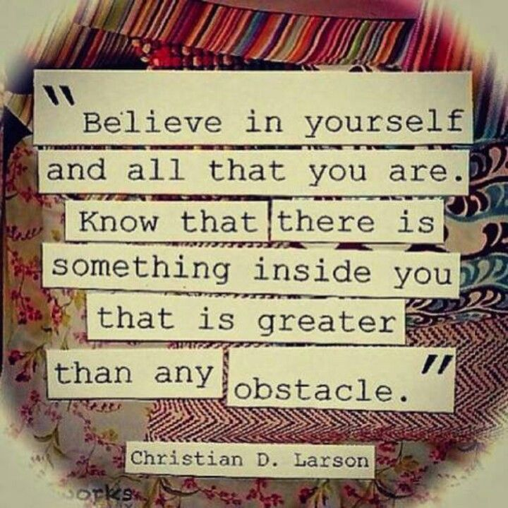 I Believe Quotes And Sayings Quotesgram: Believe In Yourself Quotes And Sayings. QuotesGram