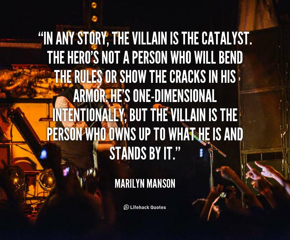 Villain Quotes. QuotesGram