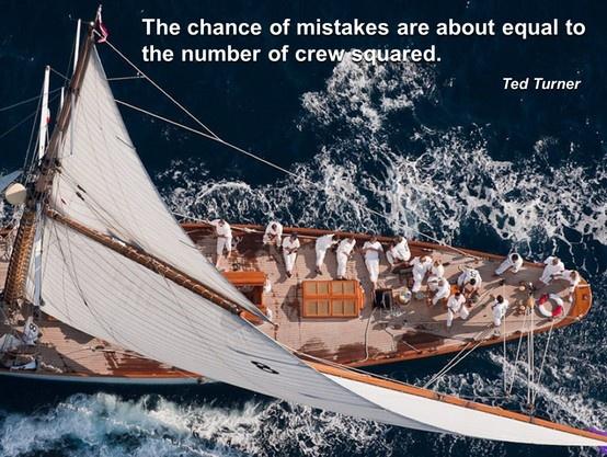 Quotes About Sailing And Adventure Quotesgram: Ted Turner Sailing Quotes. QuotesGram
